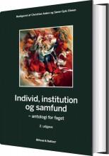 individ, institution og samfund 2. udgave - bog