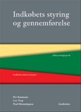 indkøbets styring og gennemførelse - bog