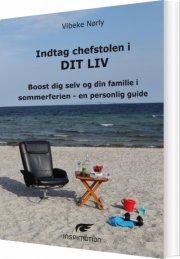 indtag chefstolen i dit liv - bog