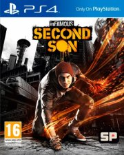 infamous: second son (nordic) - PS4