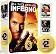 inferno // henry of navarre // jcvd - DVD
