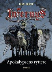 infernus 6 - apokalypsens ryttere - bog
