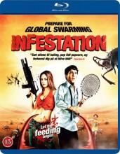 infestation - Blu-Ray