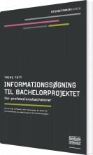 informationssøgning til bachelorprojektet - bog