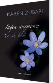 ingen anemoner er så blå - bog