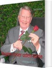 ingen roser uden torne - bog