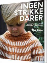 ingen strikkedarer - bog