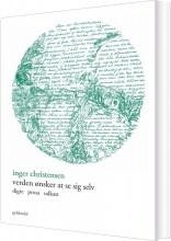 inger christensens papirer - bog