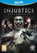 injustice: gods among us - wii u