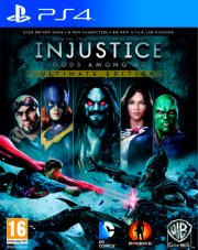 injustice: gods among us - ultimate edition - PS4