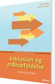inklusion og målopfyldelse - bog