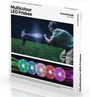 innovagoods - multifarvet led frisbee - Udendørs Leg