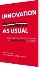 innovation as usual - bog