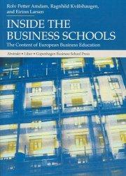 inside the business schools - bog