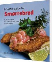 insiders guide to smørrebrød - bog