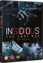 insidious 4 - the last key - DVD