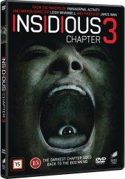 insidious: chapter 3 - DVD