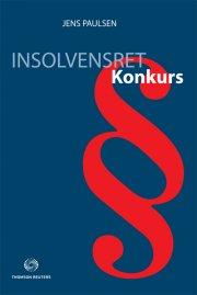 insolvensret - konkurs - bog