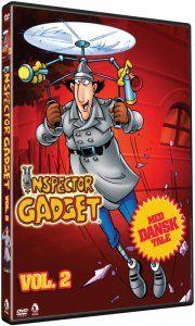 inspector gadget vol. 2 - DVD