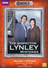inspector lynley - boks 7 - bbc - DVD