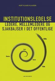 institutionsledelse - bog