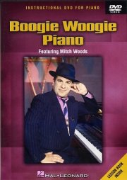 instructional mitch woods - boogie woogie piano - DVD