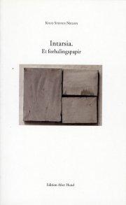 intarsia - bog
