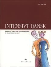 intensivt dansk - bog