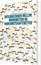 interaktionen mellem momsretten og indkomstskatteretten - bog