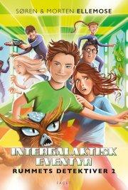 intergalaktisk eventyr - bog