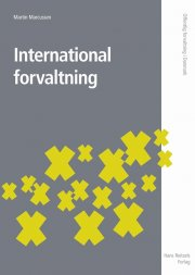 international forvaltning - bog