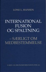 international fusion og spaltning - bog