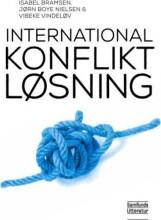 international konfliktløsning - bog