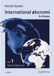 international økonomi a-niveau, bind 1 - bog