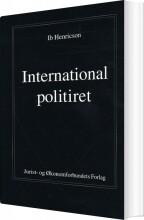 international politiret - bog