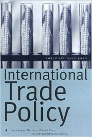 kjeldsen-kragh, international trade policy - bog