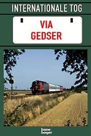 internationale tog via gedser - bog