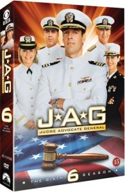 Image of   Interne Affærer - Sæson 6 - DVD - Tv-serie