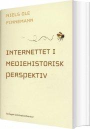 internettet i mediehistorisk perspektiv - bog