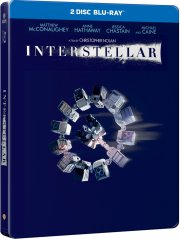 interstellar - steelbook - Blu-Ray