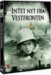 intet nyt fra vestfronten / all quiet on the western front - DVD