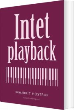 intet playback - bog