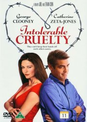 intolerable cruelty - DVD