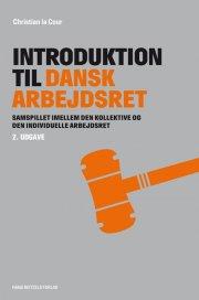 introduktion til dansk arbejdsret - bog