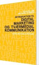 introduktion til digital marketing og tværmedial kommunikation - bog