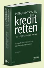 introduktion til kreditretten - bog