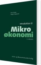 introduktion til mikroøkonomi - bog