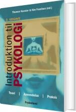 introduktion til psykologi - bog