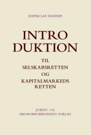 introduktion til selskabsretten og kapitalmarkedsretten - bog