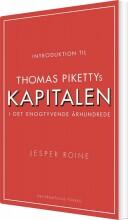 introduktion til thomas pikettys kapitalen i det enogtyvende århundrede - bog